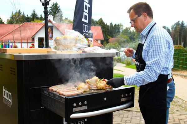 Vorstellung BBQ Butler am GITZ